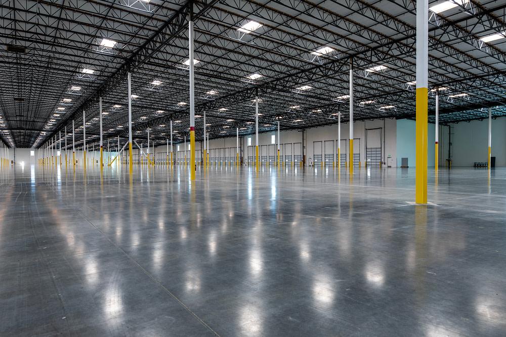 Prologis Distribution Center warehouse photography