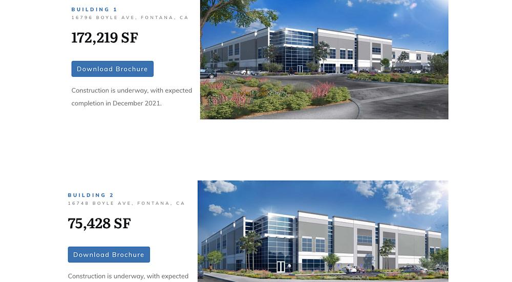 dual listing website
