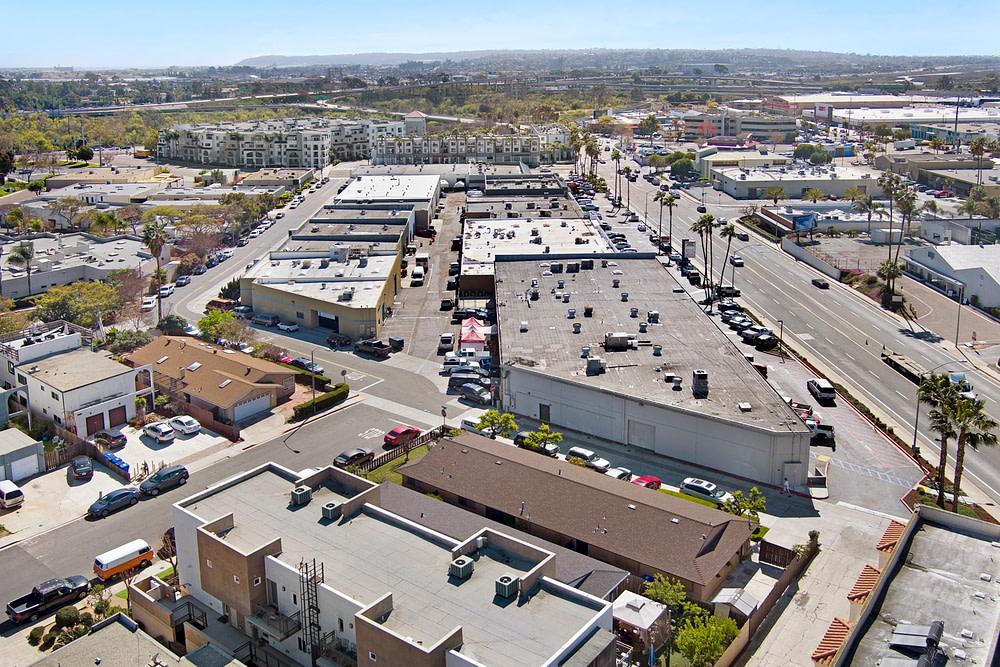 commercial drone photos